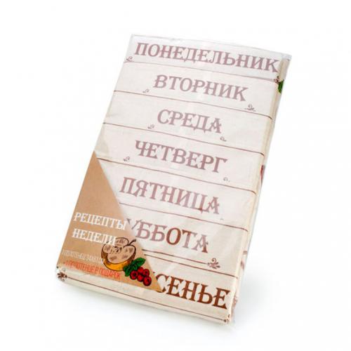 """Набор Полотенец """"Лен """"(Закураев)"""