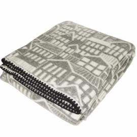 Одеяло хлопковое  с окантовкой 140*205 (Ткачук)